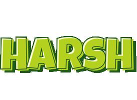 Harsh summer logo