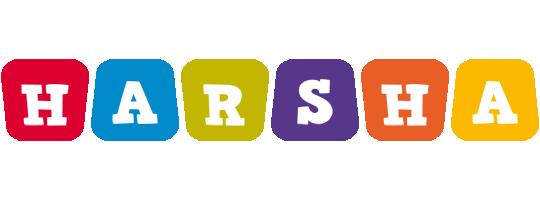 Harsha kiddo logo