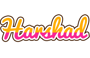 Harshad smoothie logo