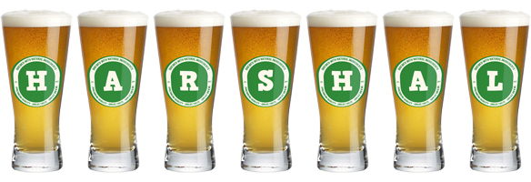Harshal lager logo