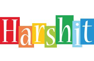Harshit colors logo