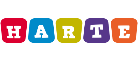 Harte kiddo logo