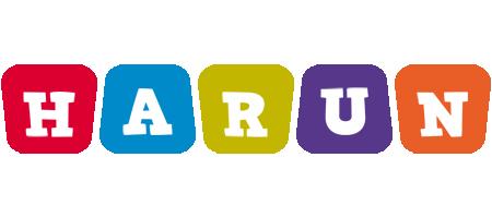Harun kiddo logo