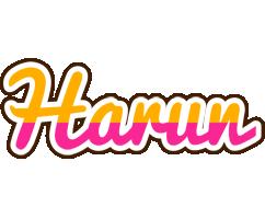 Harun smoothie logo