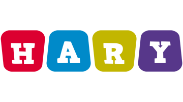 Hary kiddo logo