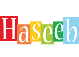 Haseeb colors logo