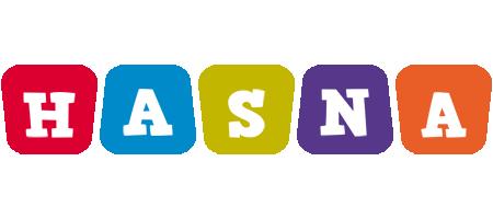 Hasna kiddo logo