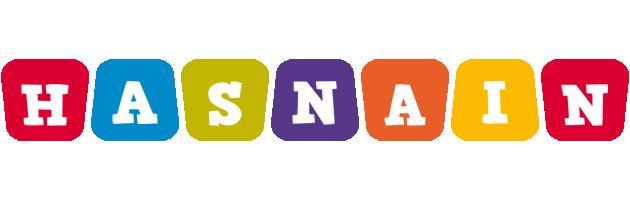 Hasnain kiddo logo