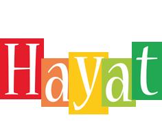 Hayat colors logo