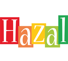 Hazal colors logo