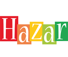 Hazar colors logo