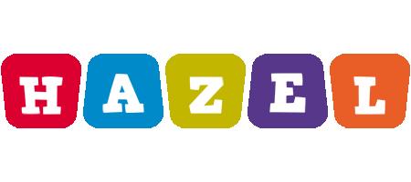 Hazel kiddo logo