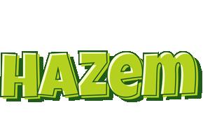 Hazem summer logo