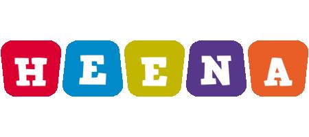Heena kiddo logo