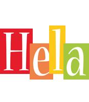Hela colors logo
