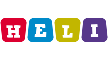 Heli kiddo logo