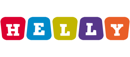 Helly kiddo logo
