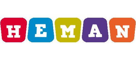 Heman kiddo logo