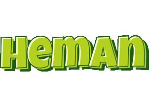 Heman summer logo