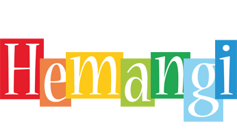 Hemangi colors logo