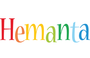 Hemanta birthday logo