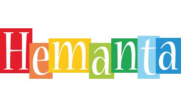 Hemanta colors logo