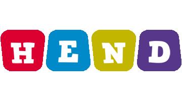 Hend kiddo logo