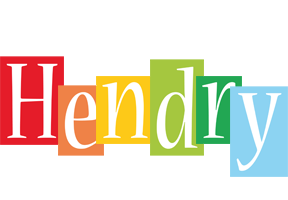 Hendry colors logo