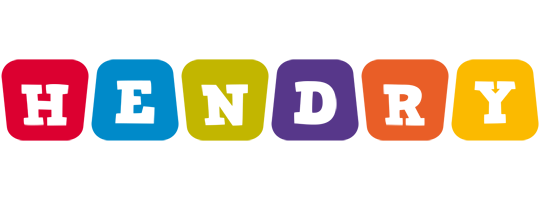 Hendry kiddo logo