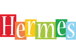 Hermes colors logo