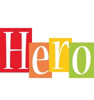 Hero colors logo