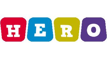 Hero kiddo logo