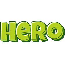 Hero summer logo