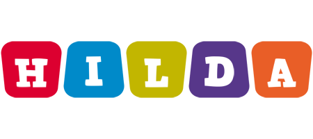 Hilda kiddo logo