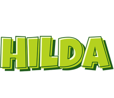 Hilda summer logo