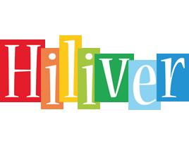 Hiliver colors logo