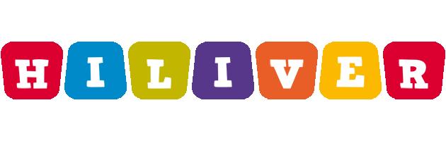 Hiliver kiddo logo