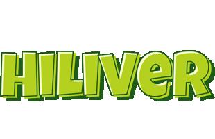 Hiliver summer logo