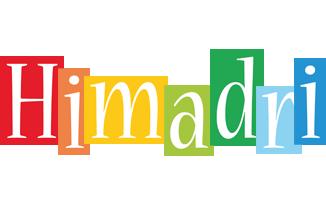 Himadri colors logo