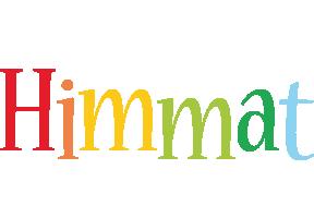 Himmat birthday logo