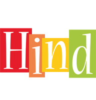 Hind colors logo