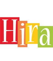 Hira colors logo