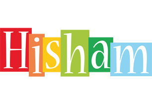 Hisham colors logo
