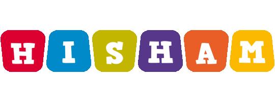Hisham kiddo logo