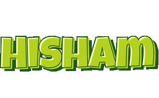 Hisham summer logo