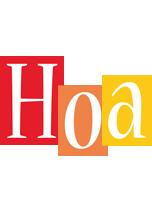 Hoa colors logo