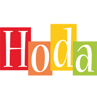 Hoda colors logo