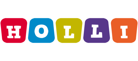 Holli kiddo logo