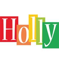 Holly colors logo