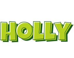 Holly summer logo
